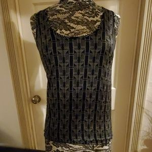 NWOT Cotton On camisole w/sheer back panel size XS